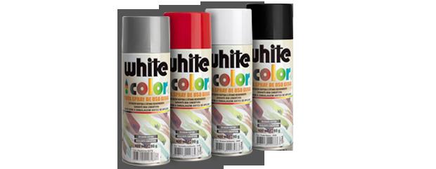 ORBISPRAY TINTA SPRAY – WHITE COLOR 400ML / 280G
