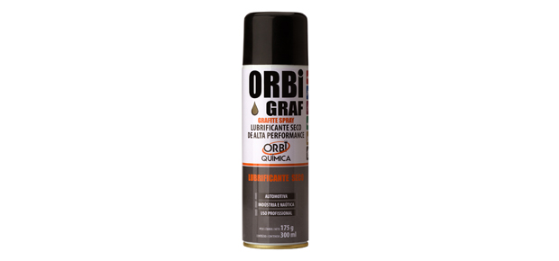 ORBI GRAF – GRAFITE SPRAY