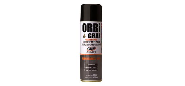 ORBI GRAF – GRAFITE SPRAY