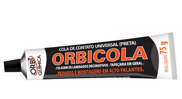 ORBICOLA PRETA UNIVERSAL